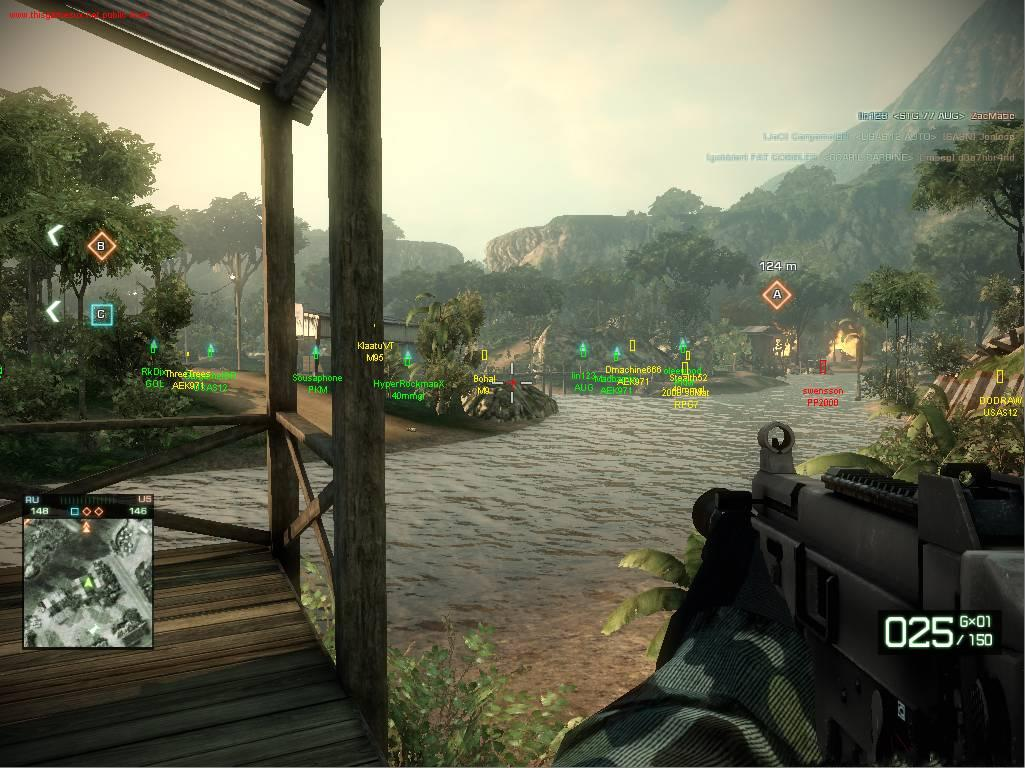 Читы для battlefield bad company 2 multiplayer